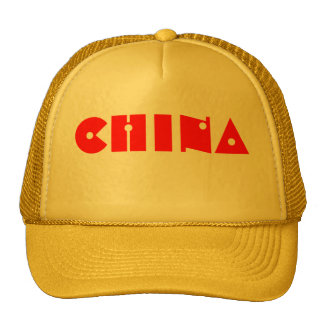 China Gorros Bordados