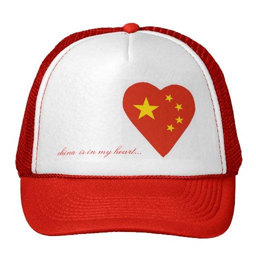 CHINA GORRO