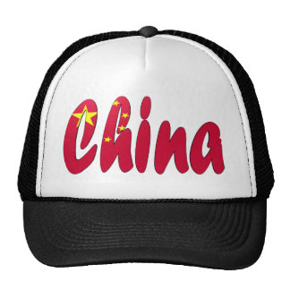China Gorras
