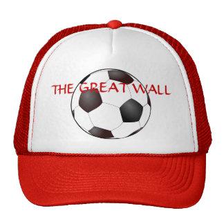 """China """"la Gran Muralla """" Gorros"""