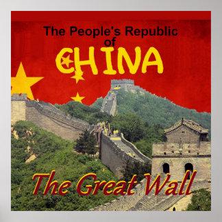 CHINA PÓSTER