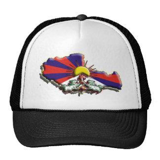 China: Tíbet (3d) Gorros