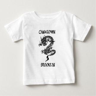 Chinatown Brooklyn Camiseta Para Bebé