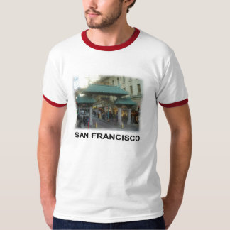 Chinatown de San Francisco Camiseta
