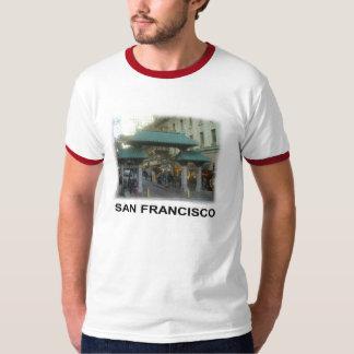 Chinatown de San Francisco Camisetas
