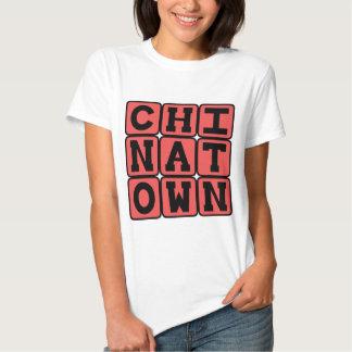 Chinatown, distrito de San Francisco Camiseta