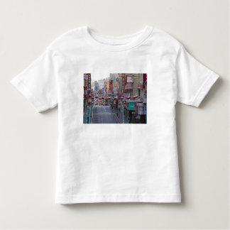Chinatown en la calle de Grant en San Francisco, Camiseta