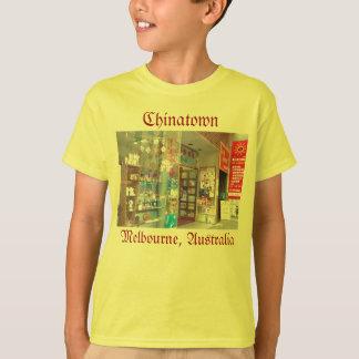 Chinatown - Melbourne, Australia Camisas