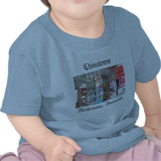 Chinatown - Melbourne, Australia Camisetas