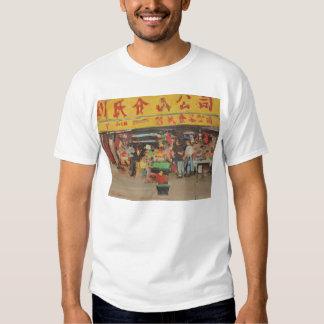 Chinatown Nueva York 2012 Camiseta