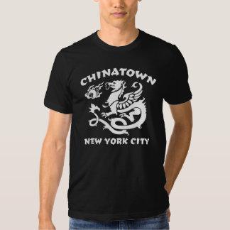 Chinatown NYC Camisetas