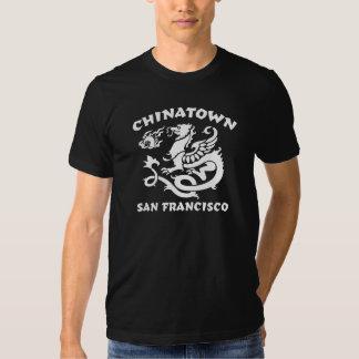 Chinatown San Francisco Camisas