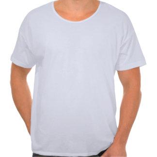 Chino de la balanza YIN YANG del verde del Camisetas