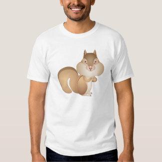 Chipmunk Nuts conseguido Camisas