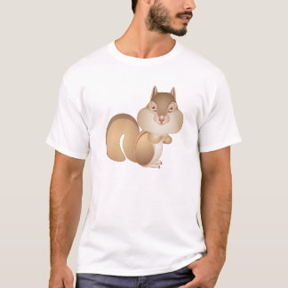Chipmunk Nuts conseguido Camiseta