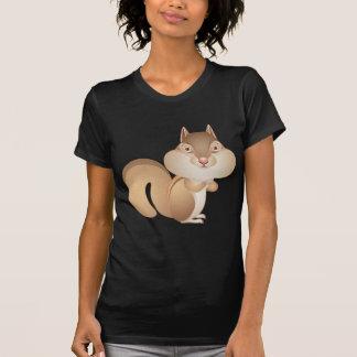 Chipmunk Nuts conseguido Camisetas
