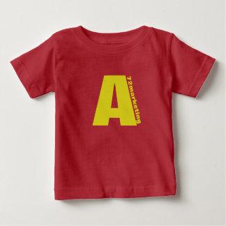 Chipmunks rojos 72marketing de la camisa del bebé