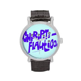 Chiripitifláutico Reloj