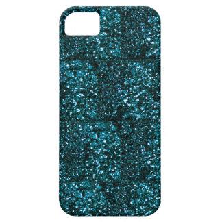 Chispas azules iPhone 5 funda