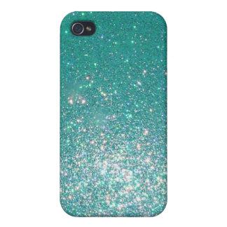 Chispas azules iPhone 4/4S carcasas