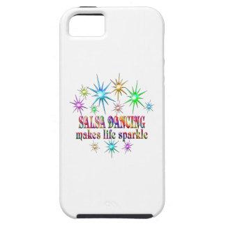 Chispas del baile de la salsa funda para iPhone SE/5/5s