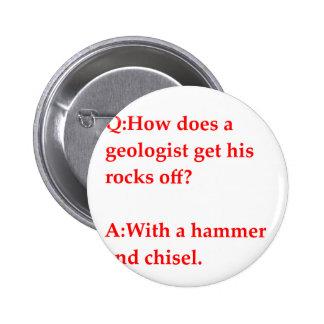 chiste de la geología pin