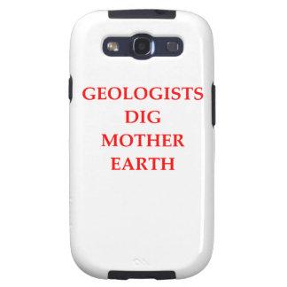 chiste de la geología galaxy s3 protectores