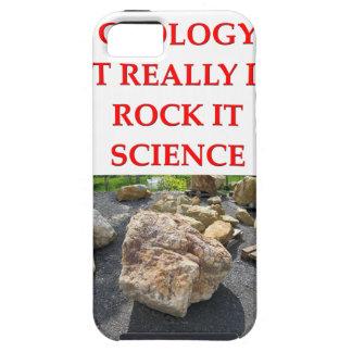 chiste de la geología iPhone 5 Case-Mate protectores