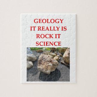 chiste de la geología puzzle