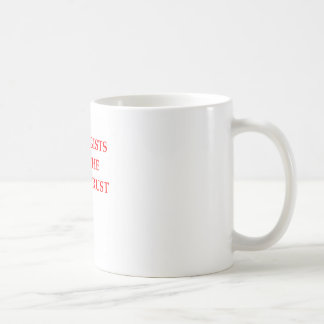 chiste de la geología taza de café