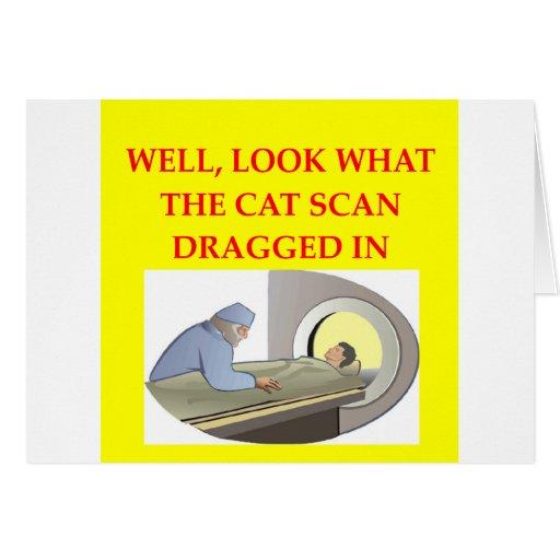 chiste de la radiología felicitaciones