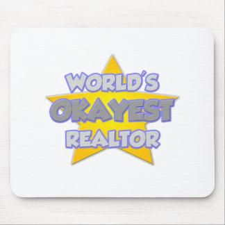 Chiste del agente inmobiliario de Okayest del Alfombrillas De Ratones