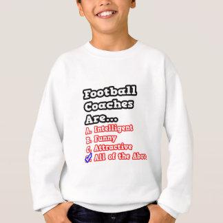 Chiste del concurso del entrenador de fútbol… camisetas