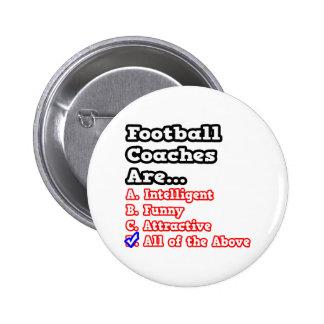 Chiste del concurso del entrenador de fútbol… pins