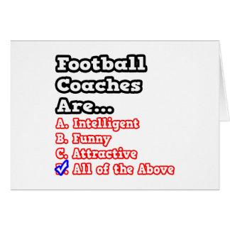 Chiste del concurso del entrenador de fútbol… felicitaciones
