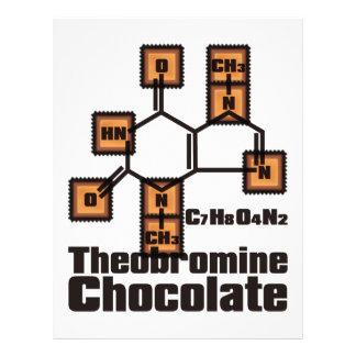 Chocolate Flyer A Todo Color