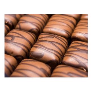 Chocolates de Stripey Postal
