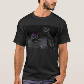 Choper de Motocycle Camiseta