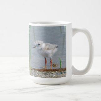 Chorlito aflautado taza