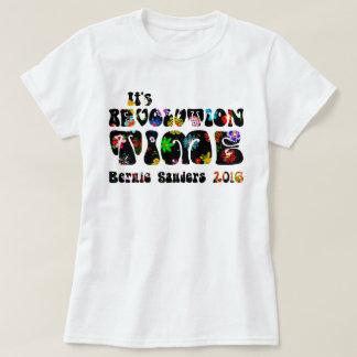 Chorreadoras 2016 de Bernie del flower power Camisas