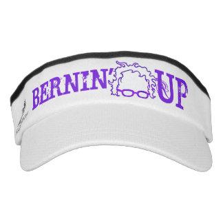 Chorreadoras Bernin de Bernie ENCIMA del demócrata Visera