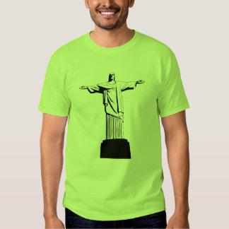 Christ of Corcovado Camiseta