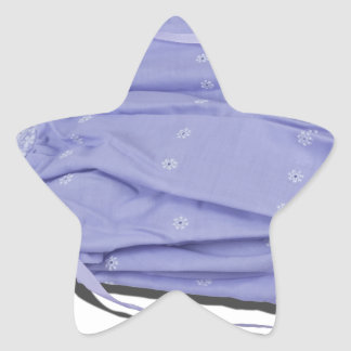 ChristeningGownBonnet033113.png Pegatina En Forma De Estrella