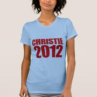 CHRISTIE 2012 - CAMISETAS