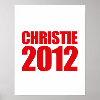 CHRISTIE 2012 - IMPRESIONES