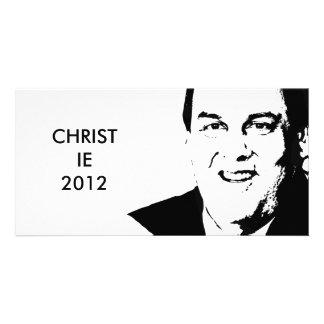 CHRISTIE DE CHRIS TARJETAS FOTOGRÁFICAS