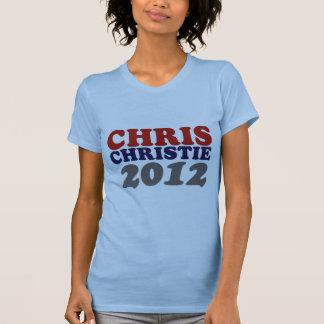 CHRISTIE EN 2012 - CAMISETA