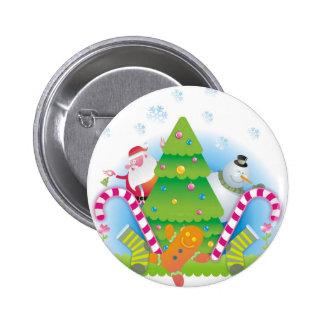christmas boton