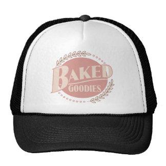 Chucherías cocidas - panadería de la hornada del p gorras