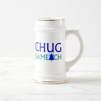 Chug Sameach Jarra De Cerveza